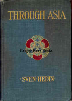 Sven Hedin. Through Asia