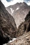 Траверс над каньоном