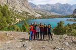 група на Аллаудинських озерах