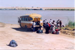 Там, за рекой Пянж -- Афганистан. Переход Нижний Пянж. Таджикистан